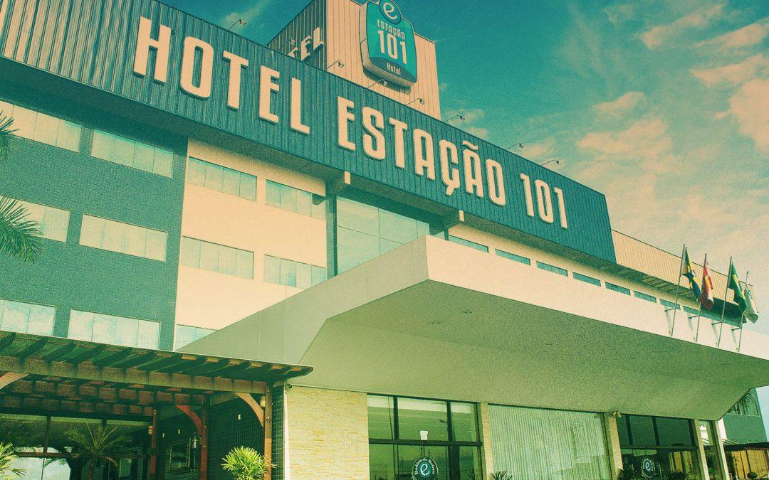 Conheça o Hotel Estação 101 com o Tour Virtual 360º!