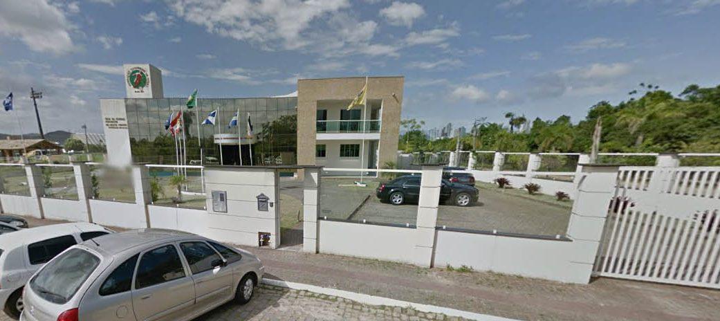 federação catarinense de futebol hotel estação 101 balneário camboriú