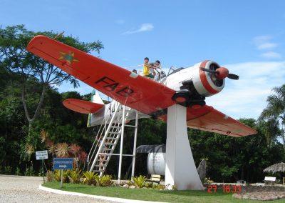 Avião Simulador de Vôo