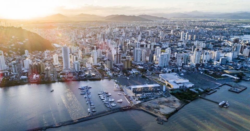 5 motivos para visitar Itajaí